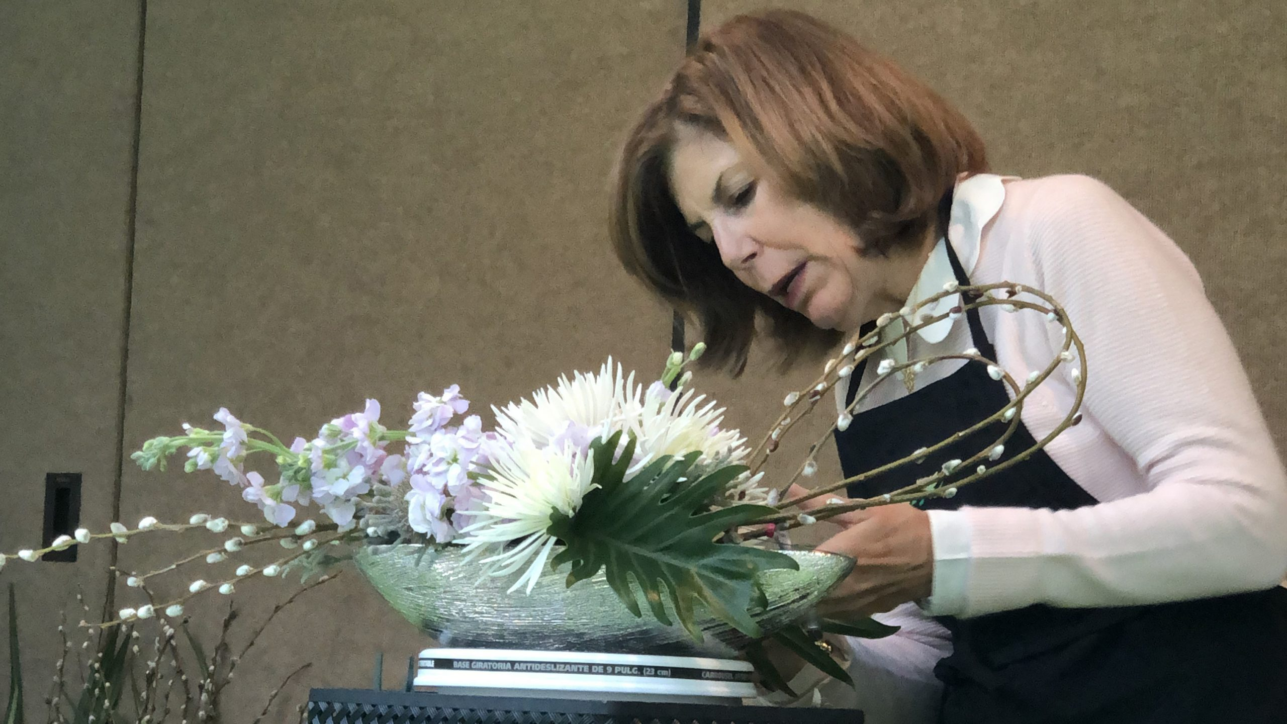 Laura Haley Found Her Passion In Floral Design Education Garden Club Of Jacksonville